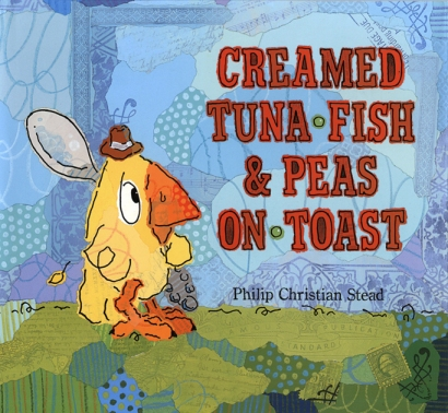 Creamed Tuna Fish and Peas on Toast, Philip Stead