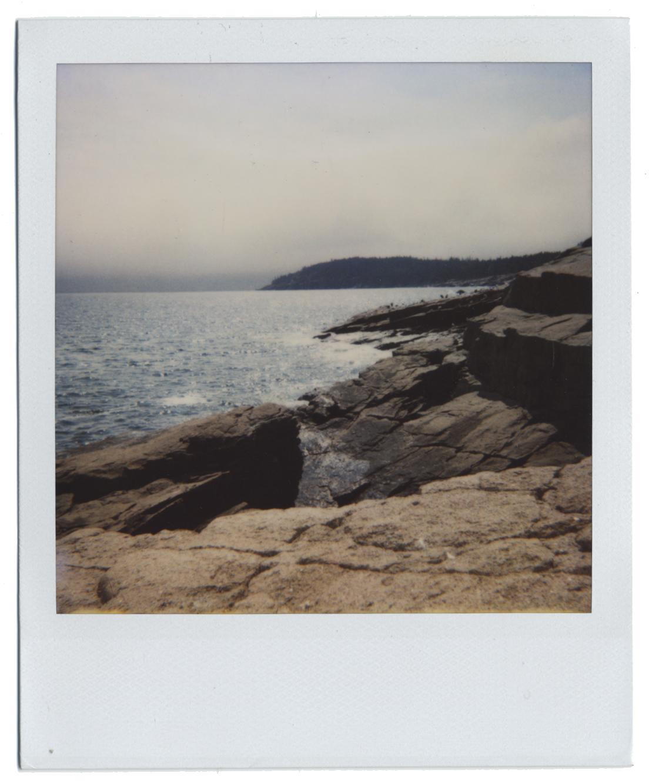 Real Polaroid Frame Po...