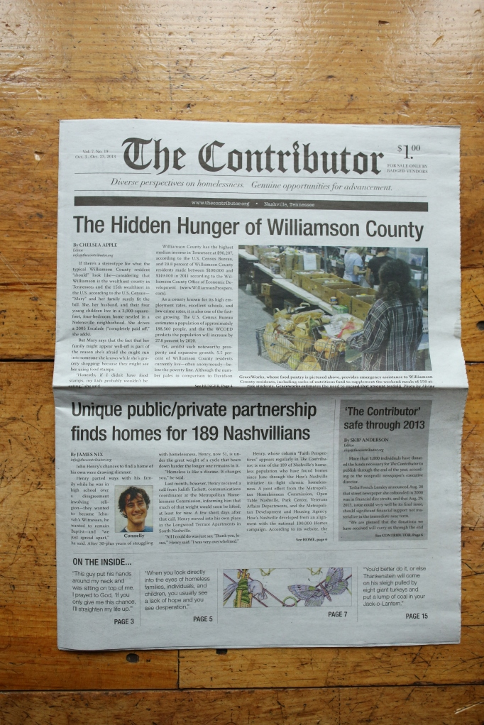 The Contributor